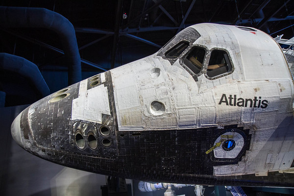 Atlantis' Nose