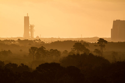 Dawn at KSC and CCAFS