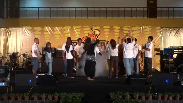 Maybank FT - Maybank Got Talent @ Pesta Sukan Maybank 2012