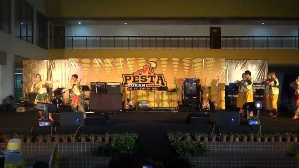 Maybank Selangor - Maybank Got Talent @ Pesta Sukan Maybank 2012
