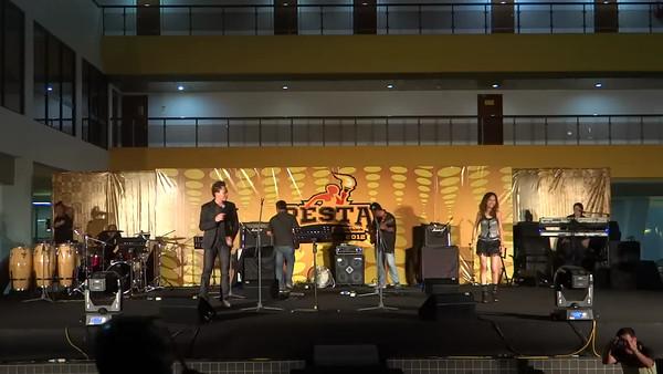 Maybank Sabah - Battle of the Bands @ Pesta Sukan Maybank 2012
