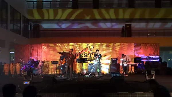 Maybank FT - Battle of the Bands @ Pesta Sukan Maybank 2012