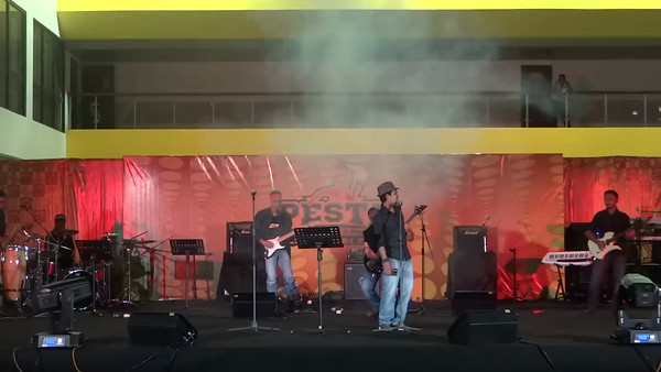 Band 01 - Battle of the Bands @ Pesta Sukan Maybank 2012