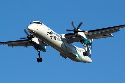 Horizon Air Bombardier DCH-8-402 N452QX 6-22-15