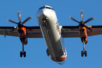 Horizon Air Bombardier DCH-8-402 N440QX 6-22-15