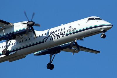 Horizon Air Bombardier DCH-8-402 N404QX  6-22-15