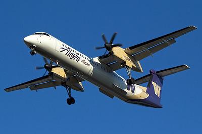 Horizon Air Bombardier DHC-8-402 N435QX 6-22-15