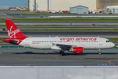 Alaska Airlines Airbus A320-214 N838VA 2-4-18