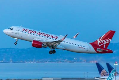 Alaska Airlines Airbus A320-214 N284VA 2-3-18