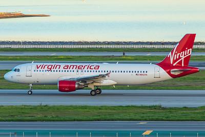 Alaska Airlines Airbus A320-214 N842VA 2-3-18