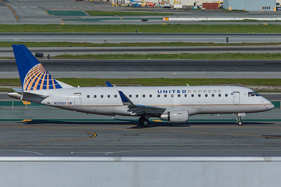 SkyWest Airlines Embraer ERJ-170-200LR N205SY 2-4-18