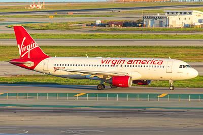 Alaska Airlines Airbus A320-214 N843VA 2-3-18