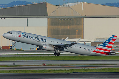 American Airlines Airbus A321-231 N139AN 2-4-18