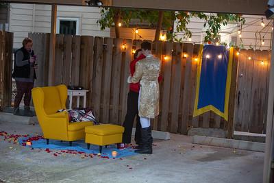 Katy & Thomas engagement