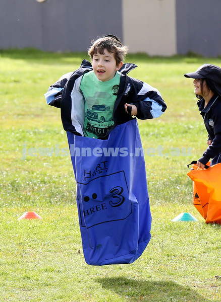 KTC infants sports carnival. Shlomo Petkilev-Elkin.