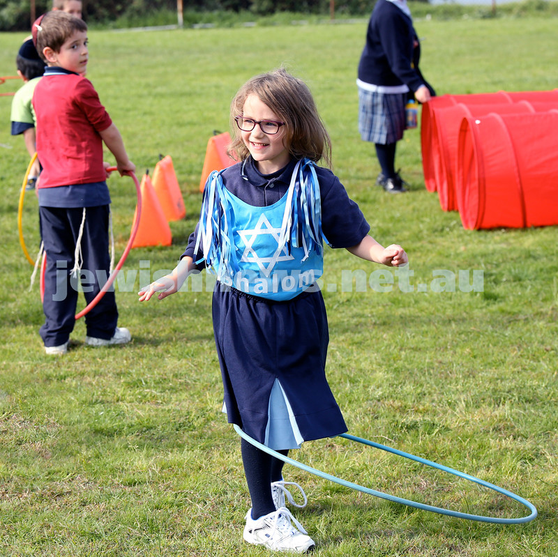 KTC infants sports carnival. Amarise Maryanka.