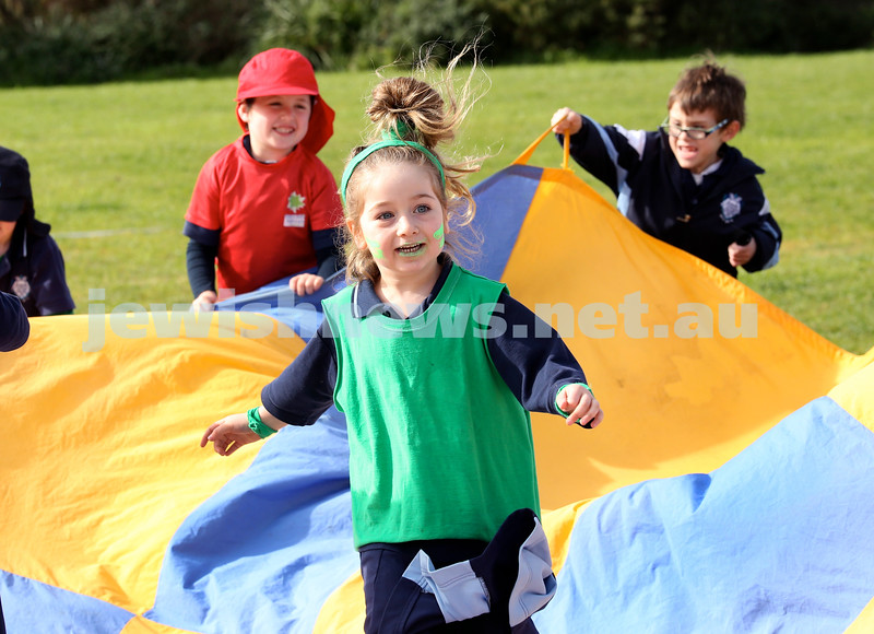 KTC infants sports carnival. Goldie Krassenstein