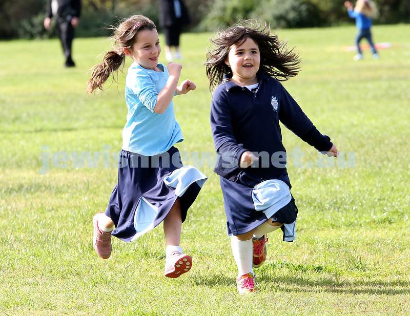 KTC infants sports carnival. Libby Suttner, Chana Chriqui