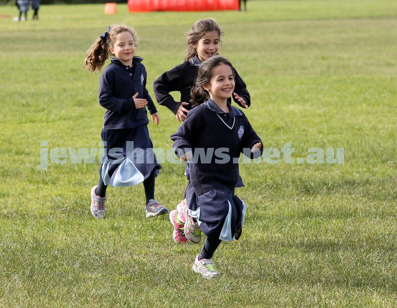 KTC infants sports carnival. Dina Schwartz, Dina Sebban, Mierav Shellim,