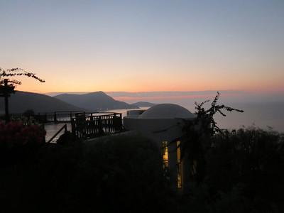 Kempinski Hotel, Bodrum, Turkey Sunrise - 9/18/12