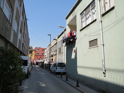 Touring Istanbul - 9/13/12