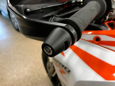 Lidlox 8032 on a KTM 1290 Super Adventure R