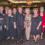 Jill Byrne, Mary Ann Cooper, Shahla Mahdavi, Mary Alice Blanton, Beth Atkins, Virginia Conder, Jean Callaway, Irene Walker, Isla Wieting and Anita Conley.