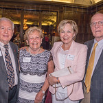 Howard and Marlene Meyer with Helen and Pat King.