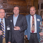 Chuck Wieting, Kevin Flannery, Austin Berg and Mary Louis Keenan.