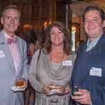 Chris Murphy, Beth Condren and Guy Barron.