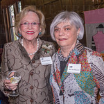 Barbara Partlow and Mary Jane Mascarich.