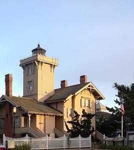 Wildwood Light House 2013 (iPhone Pic)