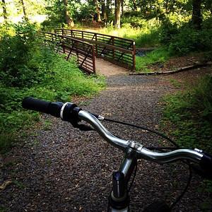Bike Ride at Sabella (iPhone Pic, Instagram Filter)