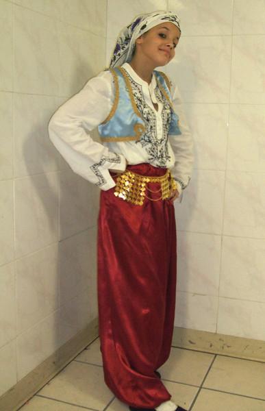 Žana Kudić is KUD SEVDAH member since 2002.<br /> She was born in Rijeka, Croatia.