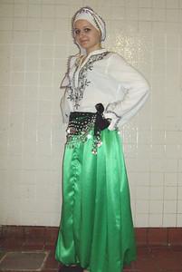 Una Mustedanagić is KUD SEVDAH member since 2008. She was born in Bihać, Bosnia and Herzegovina.