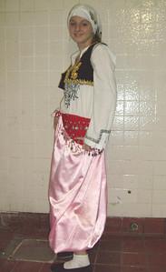 Anela Jakupović is KUD SEVDAH member since 2007. She was born in Phoenix, Arizona.
