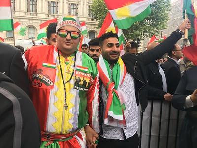 Kurdistan Independence Referendum: Sept 25, 2017