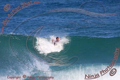 2008_10_23 - Pipeline & Lani's, North Shore (OAHU) - Kurt