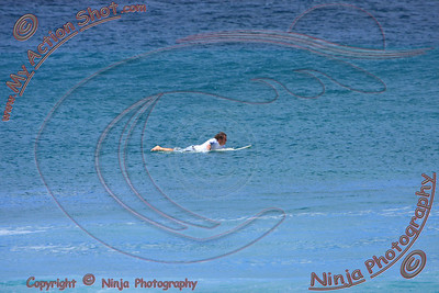 2010_10_09 - Surfing Pupukea, North Shore (OAHU) - Kurt
