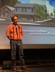 Jeff Gold, Project Architect, Jeff Gold and Associates, Nevada City