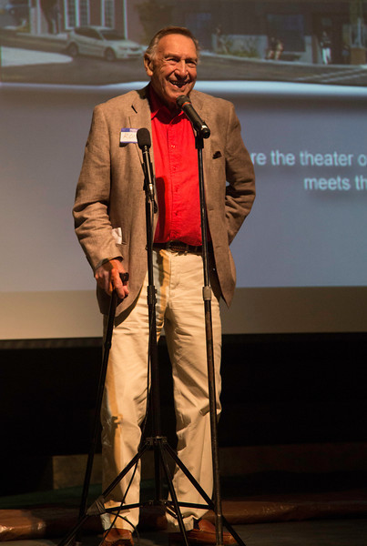 Ron Spiller, Nevada Theatre Commission