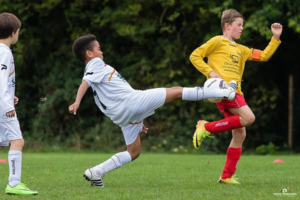 12/08/2017: U10 IP FC Wetteren - U10P KVV Laarne-Kalken