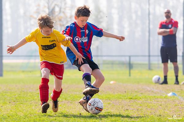 21/04/2018: U10G KVV Laarne-Kalken - Heusden A