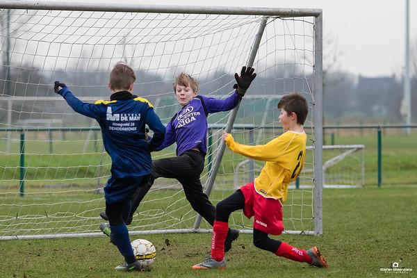 13/01/2018: KVV Laarne-Kalken - FC Lebbeke