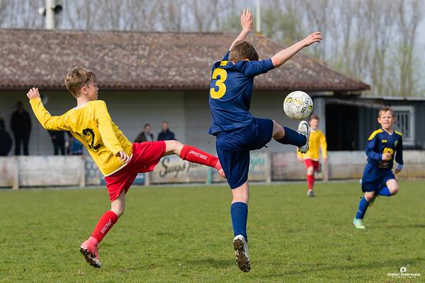 14/04/2018: KE Buggenhout A - KVV Laarne-Kalken
