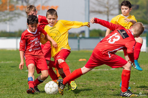 21/04/2018: KVV Laarne-Kalken - SK Berlare A