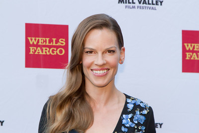 Hilary Swank - The Homesman 2014