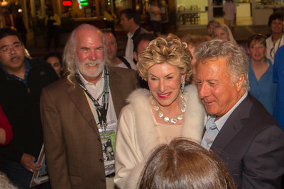 Dustin Hoffman at Mill Valley Film Festival