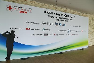 KWSH Charity Golf 2017