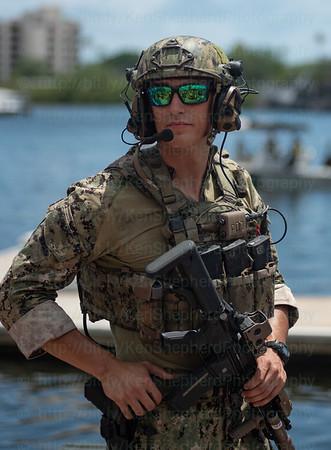 Special operator portrait